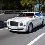 Choáng siêu xe Bentley Mulsanne Speed 2016 về Hải Phòng