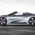 Chuẩn bị sản xuất siêu xe BMW i8 phiên bản mui trần
