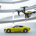 Hãng độ xe Rinspeed chế tạo siêu xe BMW i8 tự lái