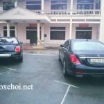 Siêu xe hiếm Bentley và Mercedes GLA 45 AMG biển Hải Dương