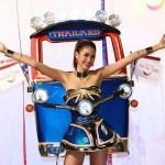 Ngắm bộ trang phục hoa hậu Thái Lan đẹp và độc đáo nhất