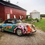 Choáng xe Porsche 356 mui trần cổ đời 1964 giá 35 tỷ đồng