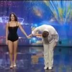 Choáng cặp đôi nhảy đẹp tuyệt vời