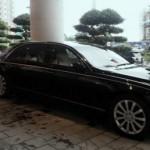 Đại gia Trung con Quảng Ninh cưới vợ cho con trai bằng dàn siêu xe khủng