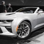 Lộ giá bán chi tiết xe Chevrolet Camaro mui trần 2016