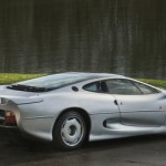 Siêu xe Jaguar XJ220 dùng 22 năm giá vẫn 10 tỷ đồng