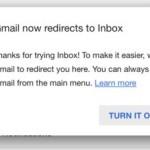 Inbox đang dần thay thế dịch vụ Gmail ?