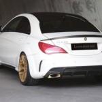 Xe sang Mercedes CLA 45 AMG độ phong cách mới