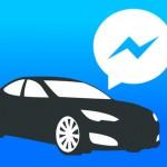 Gọi xe Taxi Uber nhanh gọn qua Facebook Messenger