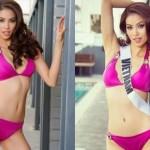 Hoa hậu Phạm Hương là thí sinh mặc bikini hấp dẫn nhất