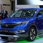 Honda CR-V bản dẫn động 4 bánh giới hạn