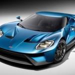 Siêu xe Ford GT dùng kính cường lực như điện thoại thông minh