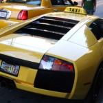 Ngỡ ngàng siêu xe Ferrari, lamborghini làm taxi ở Malaysia và Thái Lan