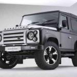 Land Rover Defender bản đặc biệt kỷ niệm 40 năm