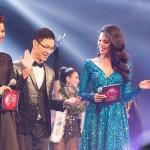 MC công bố nhầm tiền thưởng tại chung kết Siêu mẫu Việt Nam 2015