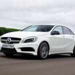 Xe sang cỡ nhỏ Mercedes A class sẽ chinh phục thị trường Ấn Độ ?