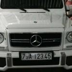 Đại gia Nha Trang mua xe Mercedes G63 AMG biển tiến đẹp