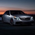 Xe siêu sang Mercedes E63 AMG độ độc tại Mỹ