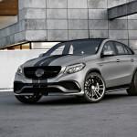 Mercedes GLE 63 AMG Coupe độ mạnh như siêu xe