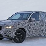 Xuất hiện phiên bản BMW X3 2018 spy shot to hơn, nhẹ hơn