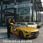 Ngắm siêu xe Mercedes AMG GT S Edition 1 biển đẹp Hà Nội