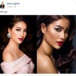 Hoa hậu Phạm Hương có thể tham gia diễn Victoria's Secret ?