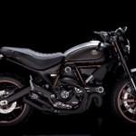 Ducati Scrambler kết hợp với hãng thời trang danh tiếng