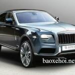 Xuất hiện ảnh khá chuẩn của xe Rolls royce SUV Cullinan