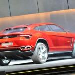 Tiết lộ về động cơ siêu xe SUV Lamborghini Urus
