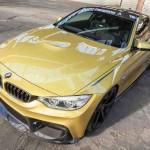 BMW M4 Coupe nâng cấp toàn sợi carbon