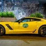 Siêu xe Corvette Z06 giá 6 tỷ gây sốt đại gia Việt