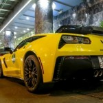Siêu xe Corvette Z06 của đại gia Võng xếp Duy Lợi ?