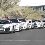Siêu xe của cảnh sát Dubai biểu diễn tốc độ làm tội phạm sợ