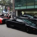Đại gia Hiệp gas đem siêu xe phơi nắng để đỡ mốc xe ?