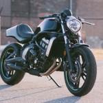 Xe Kawasaki Vulcan SS độ huyền bí