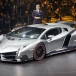 Siêu xe mới Lamborghini Centenario sắp ra mắt tại Geneva 2016