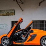 Choáng siêu xe McLaren 650S mui trần của Đỗ Bình Dương về Việt Nam