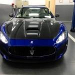 Vợ đại gia Minh nhựa mua thêm siêu xe Maserati GranTurismo MC Stradale