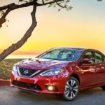 Nissan Sentra 2016 giá bán rẻ từ 16.800 USD