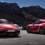 Thay đổi tên gọi cho 2 xe thể thao của Porsche
