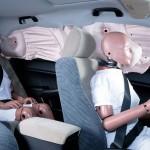Túi khí có thể không bung ra trong tất cả các tai nạn