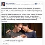 Tỷ phú Facebook hứa cho 45 tỷ đôla làm từ thiện