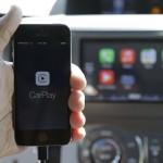 Ứng dụng cao cấp Apple Carplay được dùng trên xe Hyundai Sonata