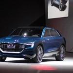 Thêm xe Audi tương lai mới tại triển lãm CES 2016