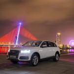 Xe sang Audi Q7 mới cứng khoe dáng tại Đà Nẵng