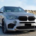 Xe sang BMW X5 M độ công suất khủng 700 mã lực