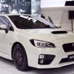 Sắp có xe chạy điện Subaru WRX STI