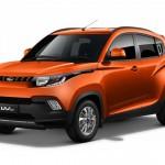 Xe cỡ nhỏ giá rẻ Mahindra KUV100 bán chính thức tại Ấn Độ