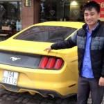 Ngắm xe thể thao Ford Mustang của đại gia Hải Phòng