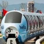 Đà Nẵng có xe điện một ray hiện đại nhất Việt Nam